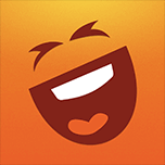 Laughsend logo