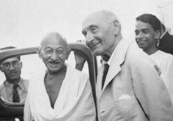 story image about gandhi and award